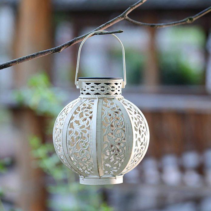 solar light lantern