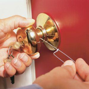 How to Re-key a Door Lock