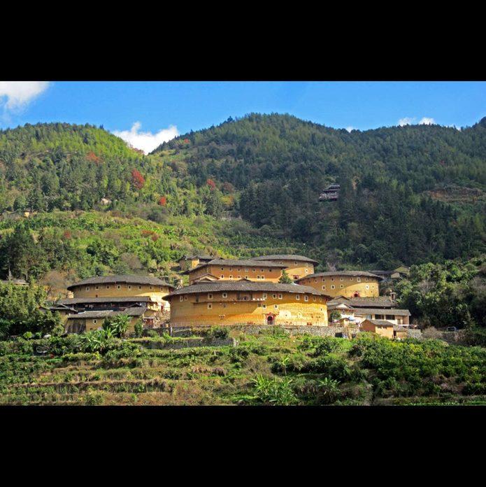 Fujian-Tulou