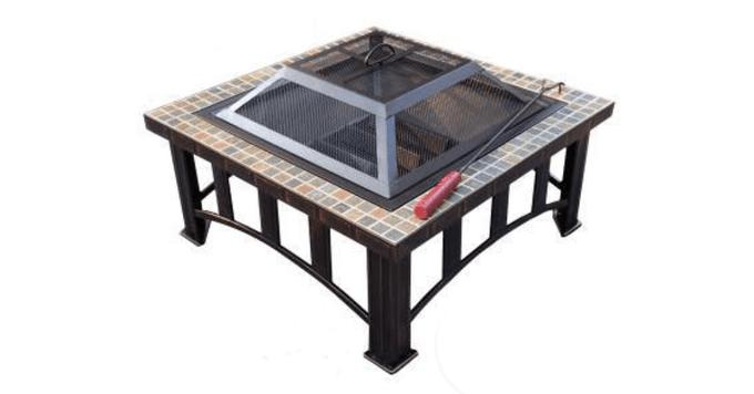 aldi outdoor fire pit