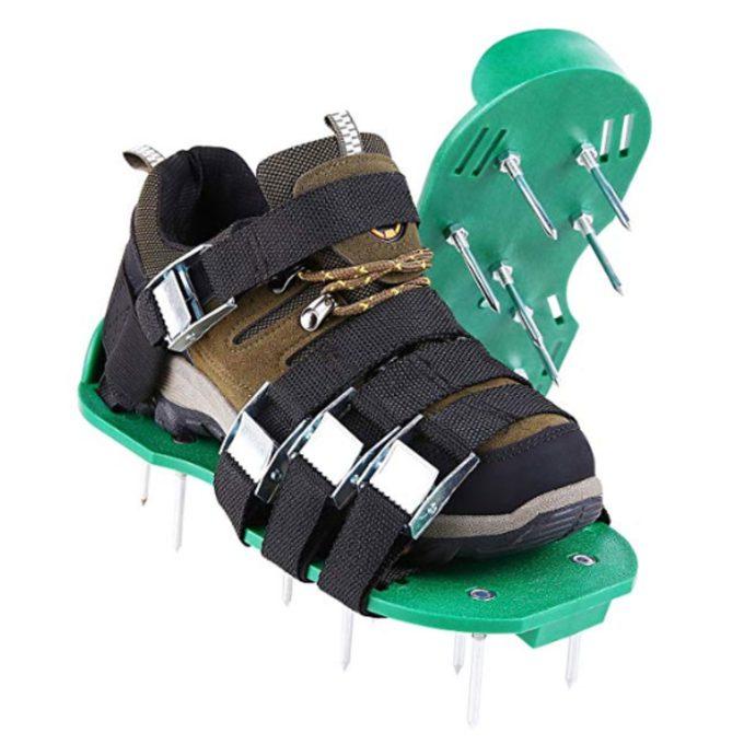 Ohuhu Lawn Aerator Shoes