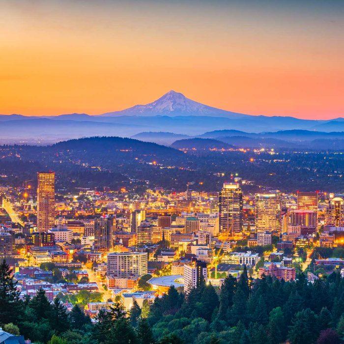 Portland-Oregon