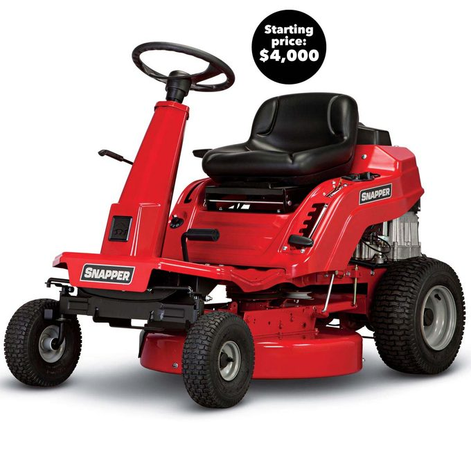 Snapper rear engine riding mower