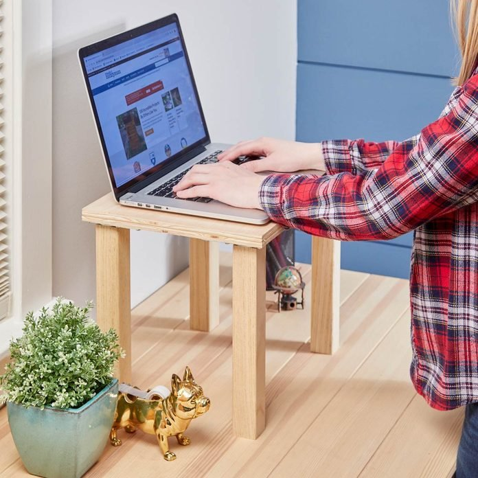 HH simple standing desk