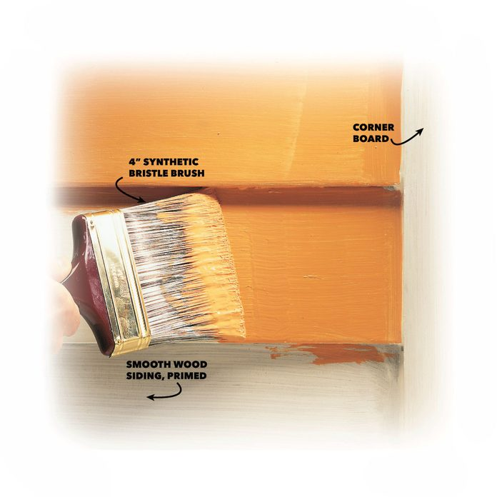 Painting-primed-wood-siding