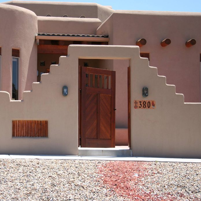 Southwest Style House