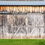 Things You Can Do With a Reclaimed Barn Door