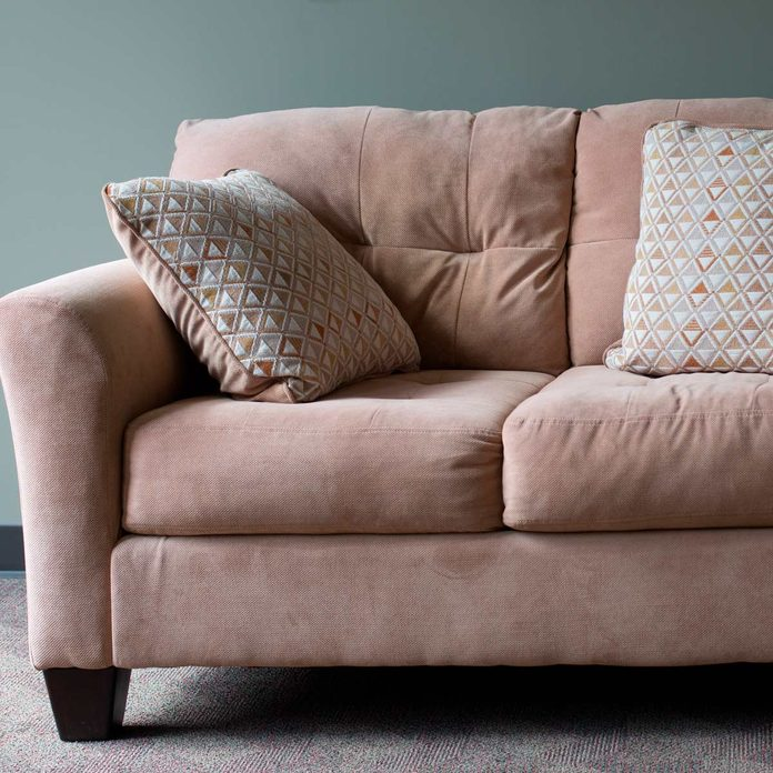 how to clean microfiber couch