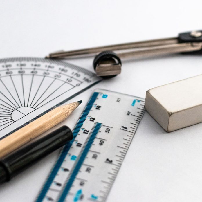 Compass-and-protractor