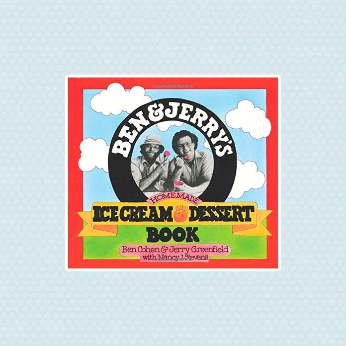 Ben & Jerry's Homemade Ice Cream Book