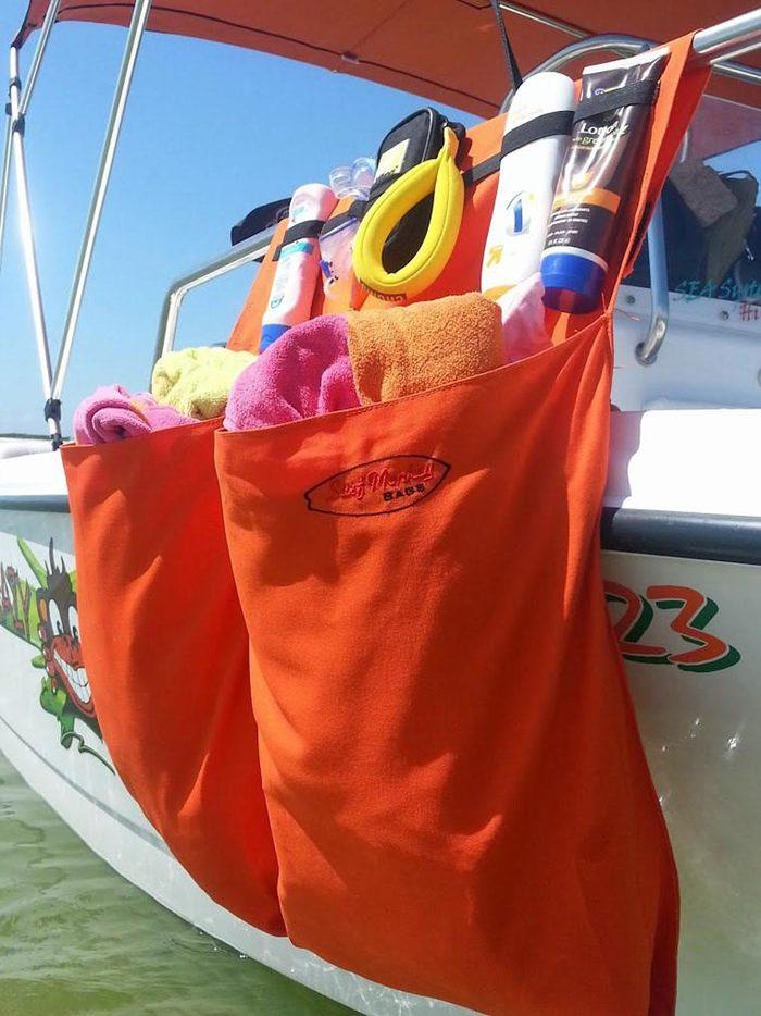 boat organizer