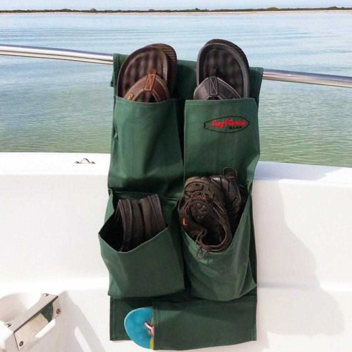 Boat shoe organizer