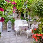 These DIY Patio Upgrades Create an Inviting Outdoor Space