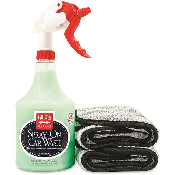 Griot's Garage cleaning spray