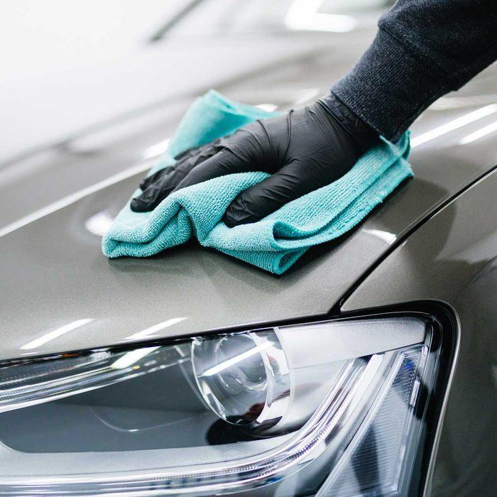car polish application remove deep scratches