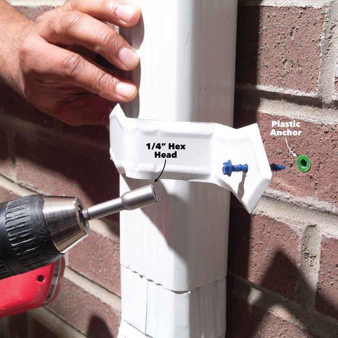 drilling concrete anchors plastic anchors