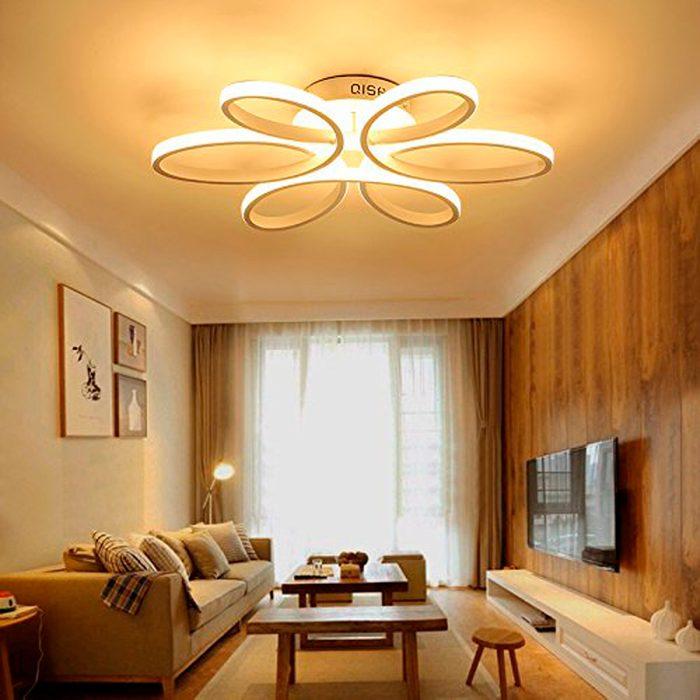 Artistic overhead lights