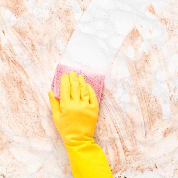 Gloved