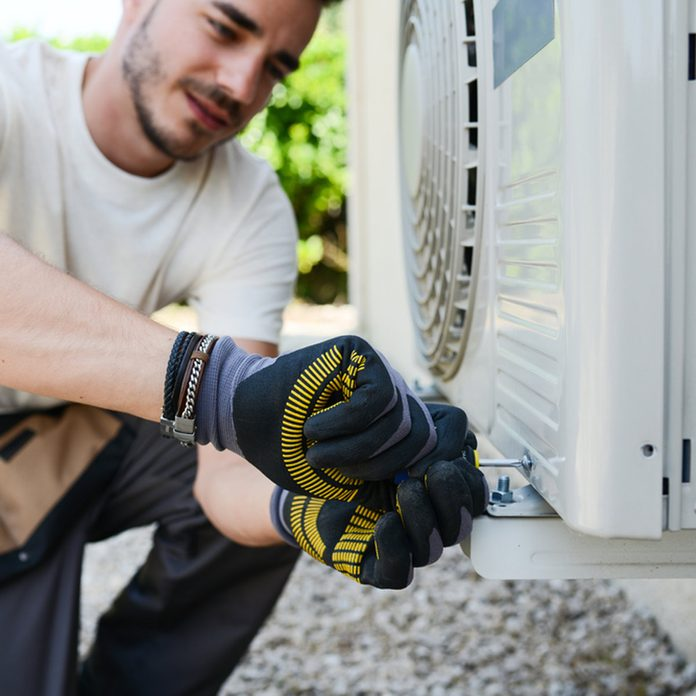 fix air conditioner