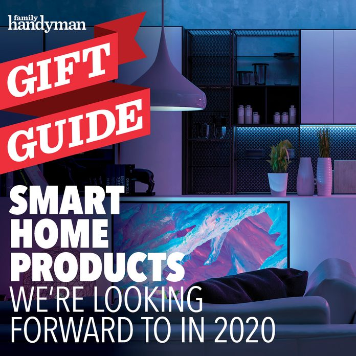 2020 smart home products