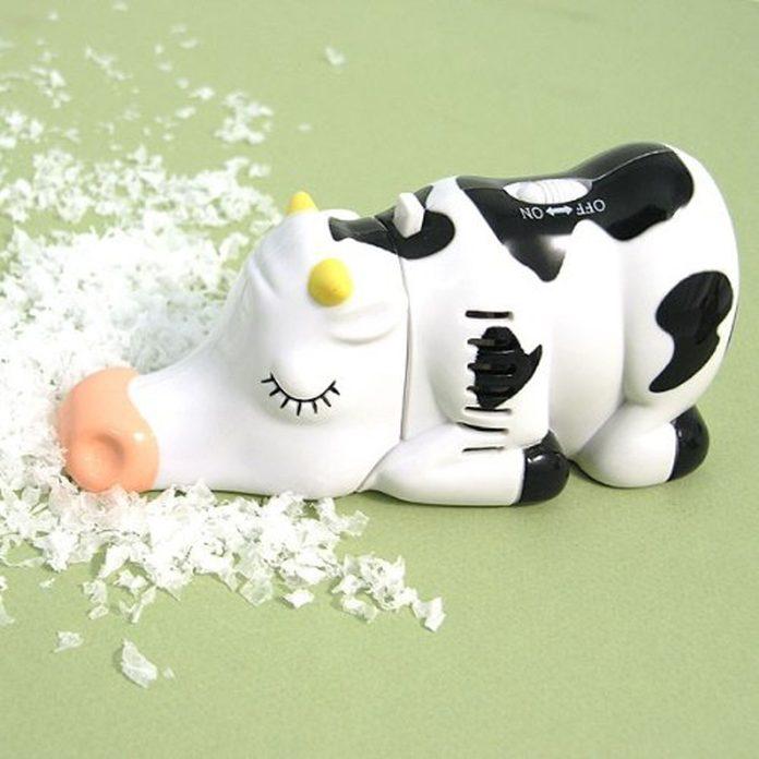 mini cow vacuum