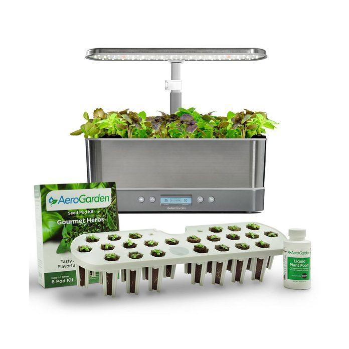 Seed growing kit