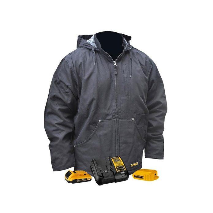 Heater jacket