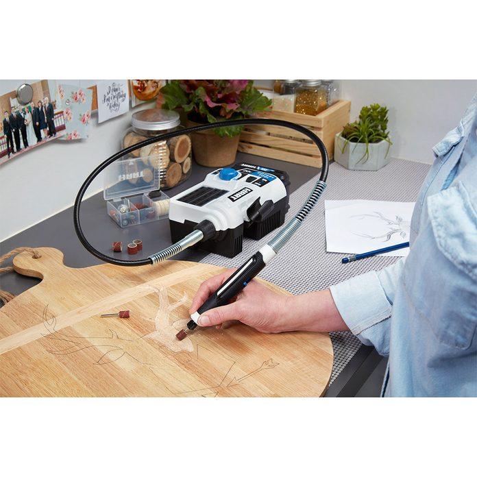 HART 20-Volt Cordless Rotary Tool