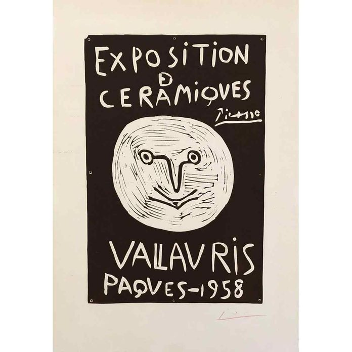 Picasso-Print