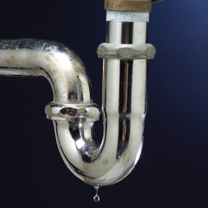 Plumbing-Leak