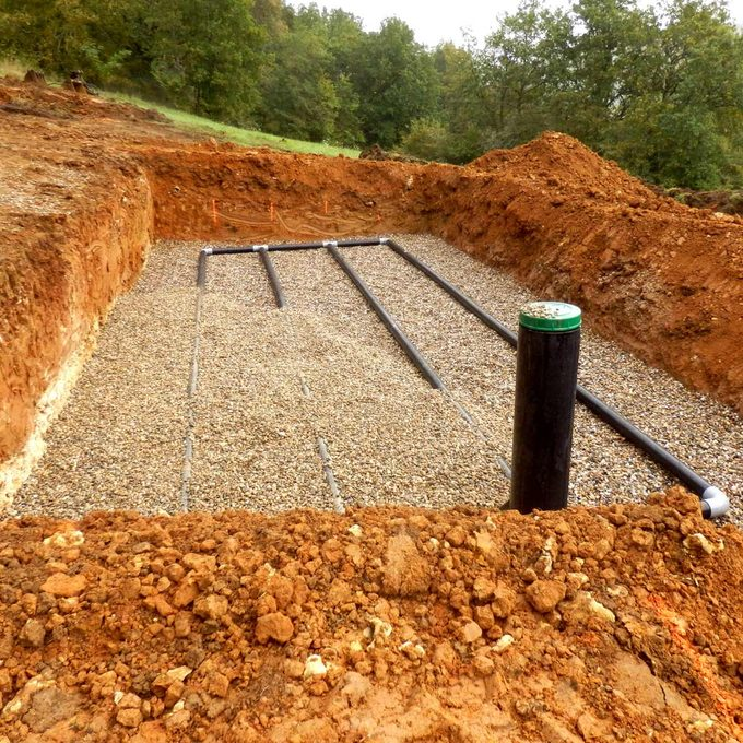 residential septic system