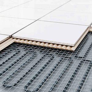 How to Install In-Floor Heat