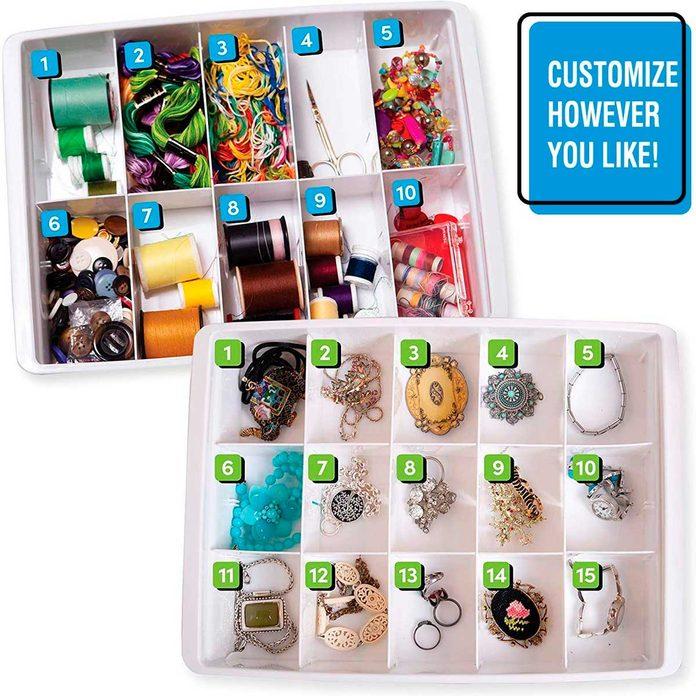 junk drawer dividers