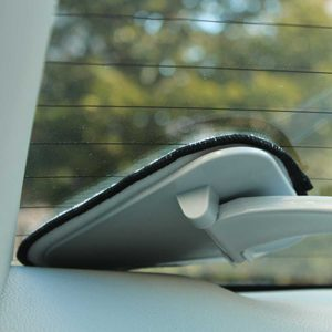 How to Clean Inside Car Windows