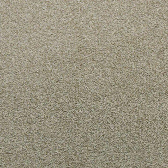 Beige saxony carpet