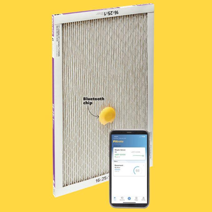smart furnace filter