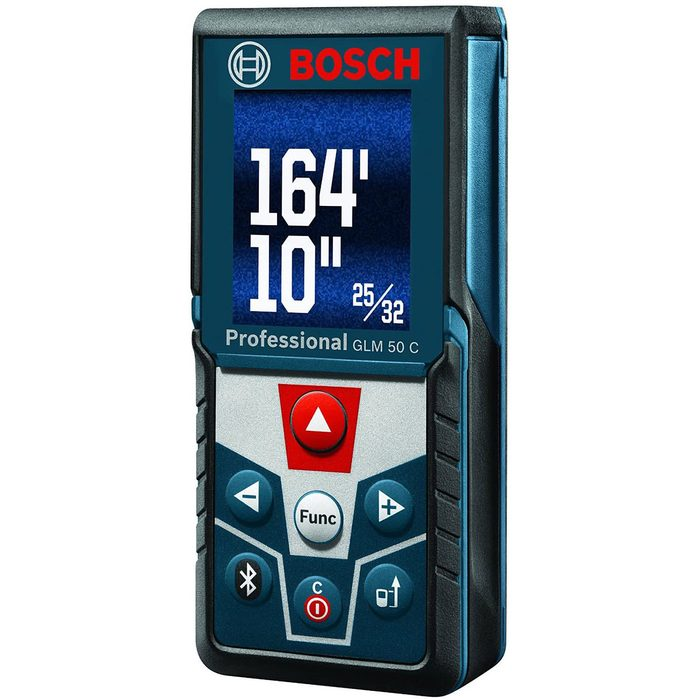 Bosch bluetooth distance measure