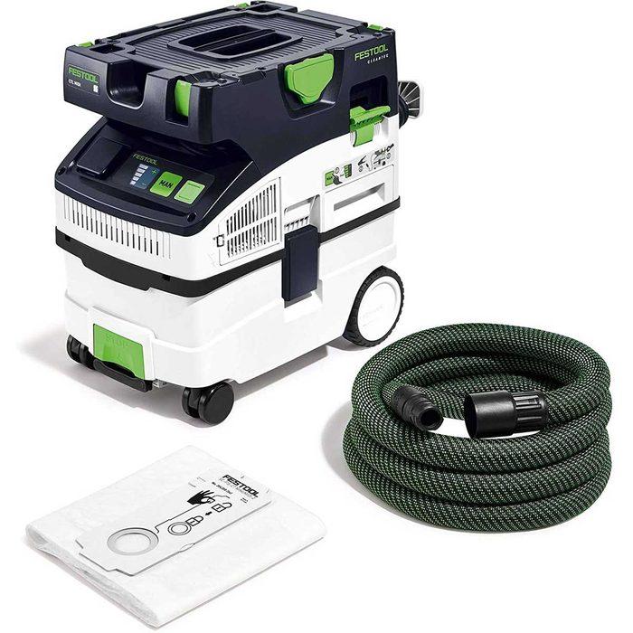 Festool bluetooth vacuum
