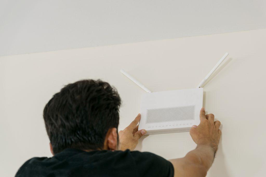 installing internet wireless access point