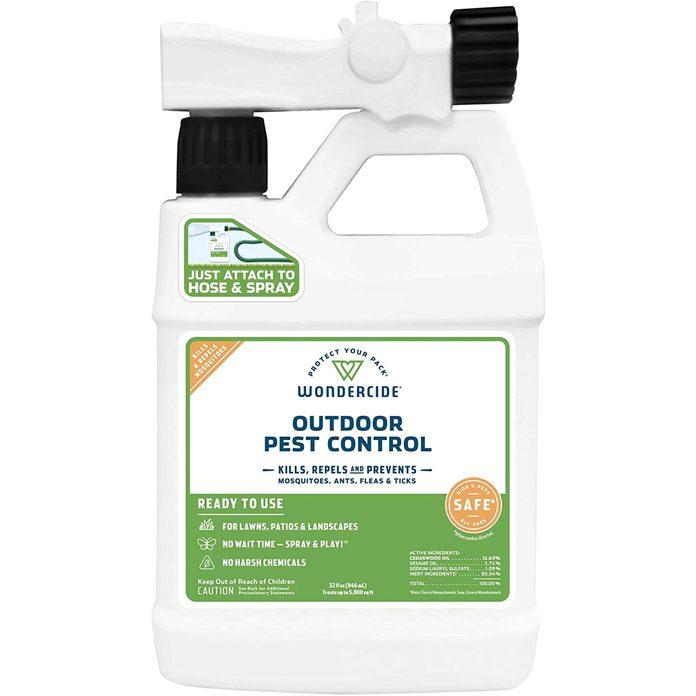 Pest Control Spray