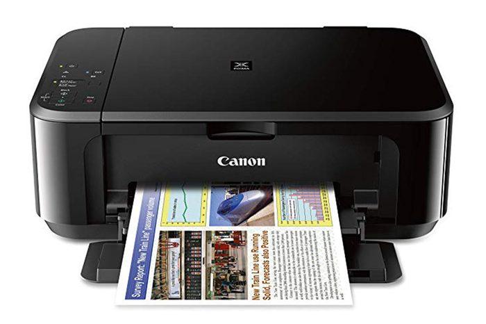 Canon-Inkjet-Printer