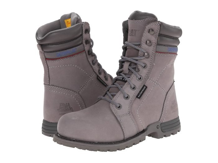 Caterpillar Echo Waterproof Steel Toe women's work boot