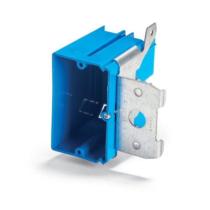 Adjustable Depth Electrical Box
