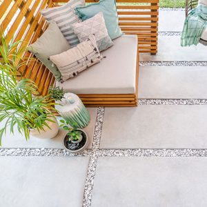 How to Build and Pour Your Own Modern Concrete Patio
