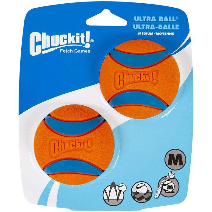 Chuck-it balls