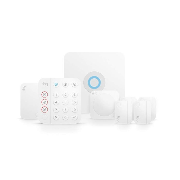 All-new Ring Alarm 8-piece kit