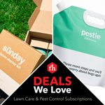 Deals We Love: Lawn Care and Pest Control Subscriptions