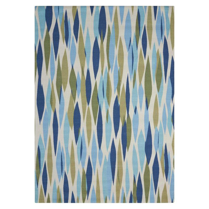 Nourison Bits And Pieces Seaglass Area Rug