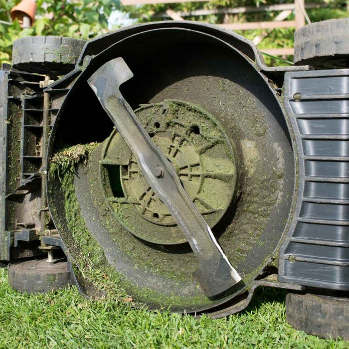 Mower blade