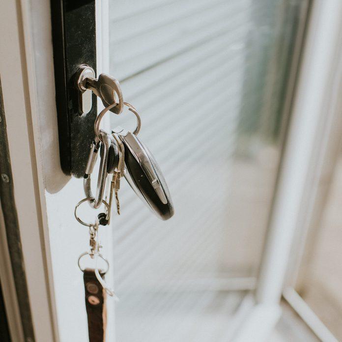 door/window lock